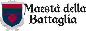Sbandieratori Maestà della Battaglia logo