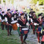 Corteo Storico 2016 maestadellabattaglia sbandieratori spettacolo rievocazione italia flagthrowers flagwavershellip
