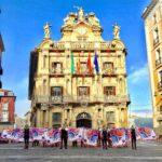 Cabalgada de Reyes Magos 2017  PAMPLONA mdb sbandieratori spettacolohellip